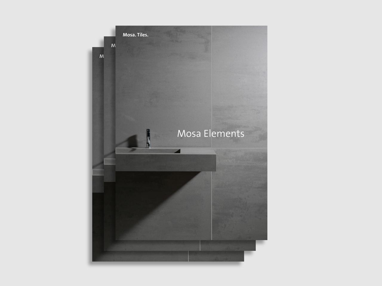Mosa Elements brochure