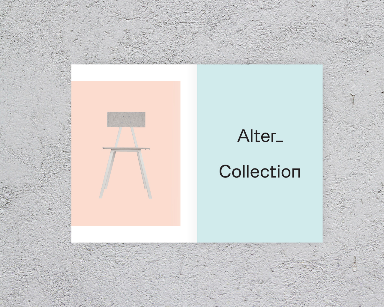 Alter Collection brochure